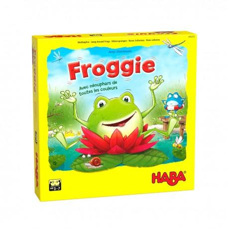 Jeu Froggie Haba