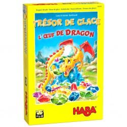 Jeu Trésor de glace - L'oeuf de dragon