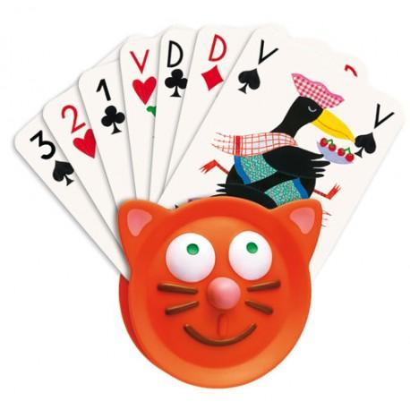 Porte-cartes Djeco