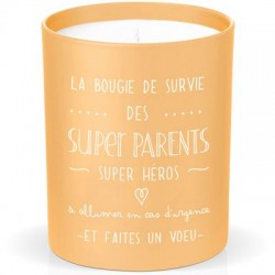 "Bougie Soja ""Super parents"""
