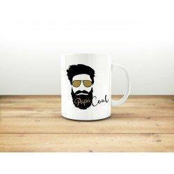"""Mug """"Le shopping coûte moins cher..."""""""