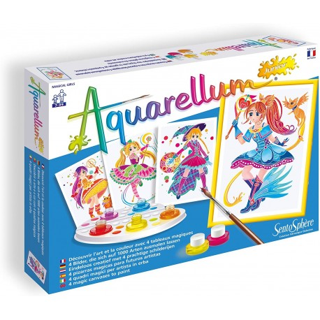 Junior Aquarellum (vanaf 6 jaar)