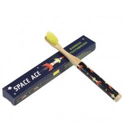 Brosse à dent en bambou espace