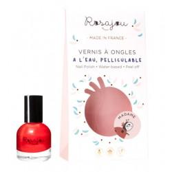 Rosajou Nagellak Madame + tatoe (afpelbare)