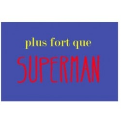 "Magnet ""plus fort que superman"""