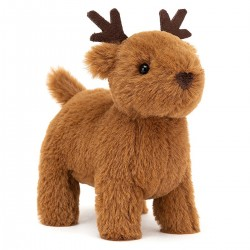 Rendiertje Diddle Jellycat (12 cm)