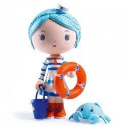 Figurine Tinyly - Marinette & Scouic