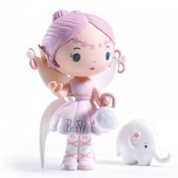 Djeco Tinyly Figuur - Elfe & Bolero