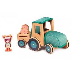 Lilliputiens Tractor