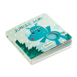 Livre tactile jungle Lilliputiens