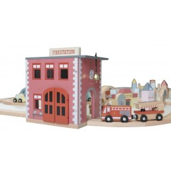 Caserne de pompier Little Dutch