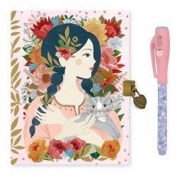 Dagboek Oana + magische pen