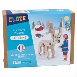 Construction Cloze - Le Renne