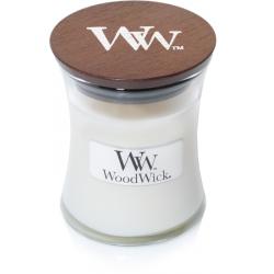Kaars Woodwick White Tea & Jasmine (klein)