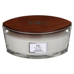 Bougie Woodwick Ylang Ylang Solaire (ellipse)