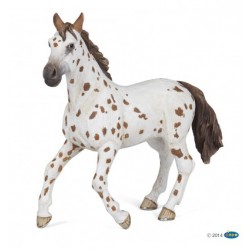 Figurine Jument Appaloosa Papo
