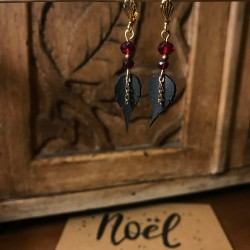 Boucles d'oreilles Folly.d
