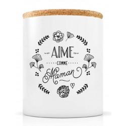 """Kaars """"Aime comme Maman"""""""