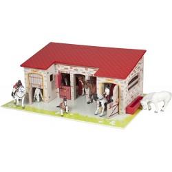 Box à chevaux Papo