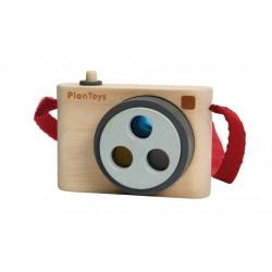 Houten Fotoapparaat - Plan Toys