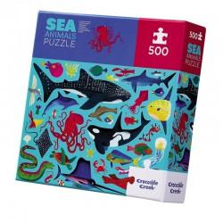 Puzzle Animaux de la mer (500 pcs)