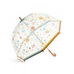 Djeco Volwassen paraplu kleine bloemen