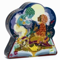 Djeco puzzel Aladdin (24 stuks)