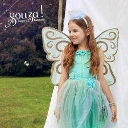 Josiane jurk + vleugels
