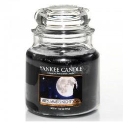 Bougie Yankee candle Nuit d'été (medium)