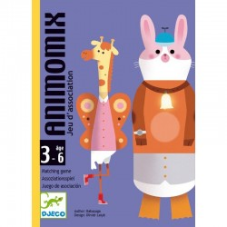 Djeco Kaartspel Animomix