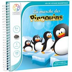 Jeu magnétique La marche des pingouins