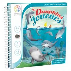 Magnetisch spel - Dauphins joueurs