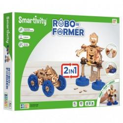 Roboformer Smartivity (80 pcs)