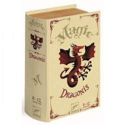 Tour de magie: Dragonis Djeco
