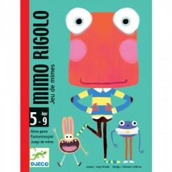 Kaartspel - Mimo Rigolo