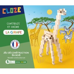 Constructie Cloze - Giraffe