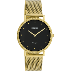 Montre oozoo vintage or