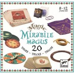 Coffret magie: Mirabile Magus Djeco