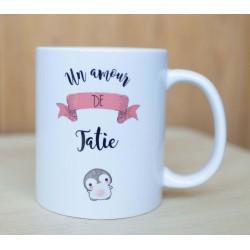 """Mug """"un amour de Tatie"""""""
