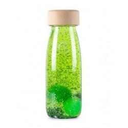 Bouteille sensorielle Float Vert - Petit Boum