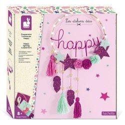 Kit créatif - Suspension lumineuse Happy Janod