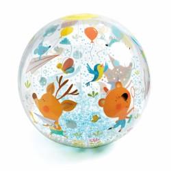 Ballon gonflable Bubbles Djeco