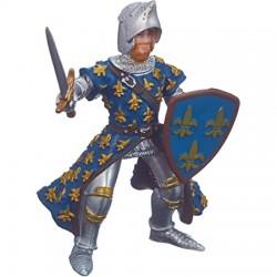 Papo Prins Philippe blauw Figuur