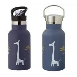 Drinkfles giraffe Fresk