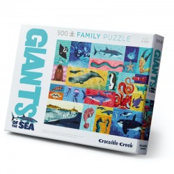 Puzzel Giants of the sea (500 st)