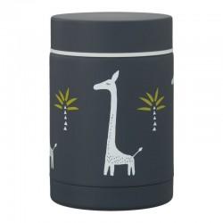 Thermos voedselcontainter - Giraf