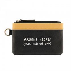 Porte-monnaie Argent secret