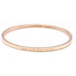 """Armband """"Mon plus beau trésor"""""""