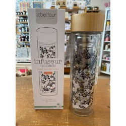 Bouteille infuseur Cotinus