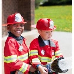Brandweerman Outfit (4-7 jaar)